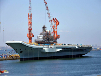 "авионосещ крайцер ""Варяг"" проект 11436"