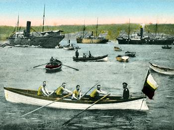 Резултат с изображение за 1879 г. - Във Варна се създава Портово капитанство.