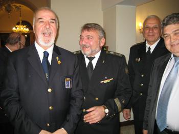 Адмирал Паньотелла е доволен от решението на комитета.