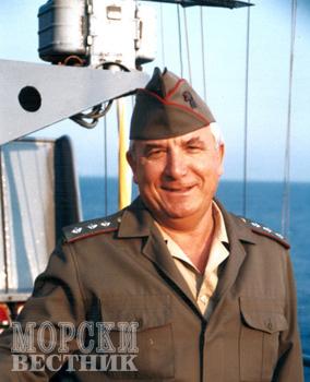 Генерал Цветан ТОТОМИРОВ